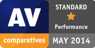 Performance Test (AV Products) May 2014 - STANDARD