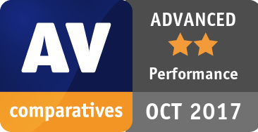 Performance Test October 2017 - ADVANCED