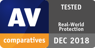 Real-World Protection Test July-November 2018 - TESTED