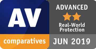 Real-World Protection Test February-May 2019 - ADVANCED