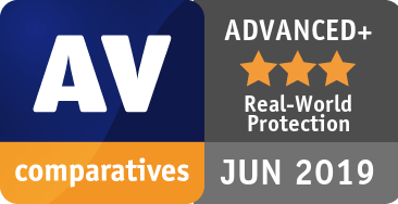 Real-World Protection Test February-May 2019 - ADVANCED+
