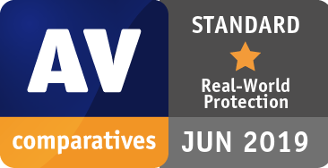Real-World Protection Test February-May 2019 - STANDARD