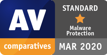 Malware Protection Test March 2020 - STANDARD