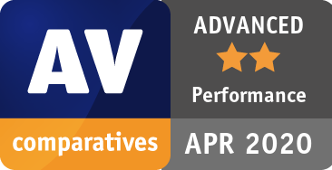 Performance Test April 2020 - ADVANCED