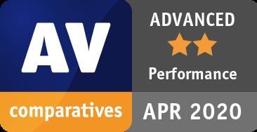 Performance Test April 2020 - ADVANCED