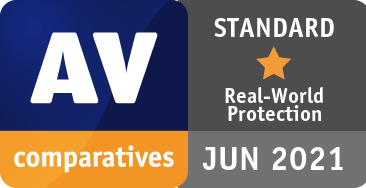 Real-World Protection Test February-May 2021 - STANDARD